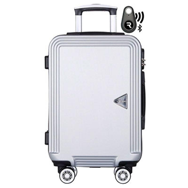 Bolsa Branca de Viagem Feijó - Bolsa Branca de Viagem