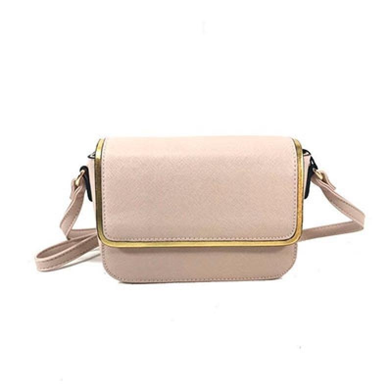 Bolsa Branca Pequena Vilhena - Bolsa Branca de Viagem