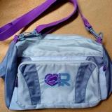 bolsa branca transversal