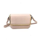 bolsa branca simples Aral Moreira