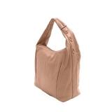 bolsa sacola de couro feminina