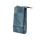 bolsa transversal azul