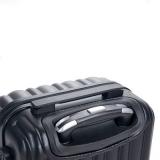 distribuidora de mala viagem preta média Aracati