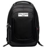 distribuidora de mochila personalizada logo Capanema