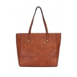 empresa que faz bolsa feminina baú de couro Novo Gama