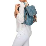 mochila masculina azul Planaltina