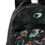 mochila masculina preta