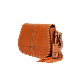 onde compro bolsa transversal de couro feminina Parauapebas