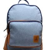 valor de mochila casual azul Itu